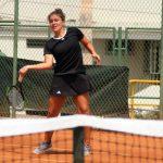 Fernanda Brito avanzó a cuartos de final del ITF de Buenos Aires