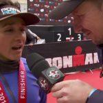 Bárbara Riveros obtuvo el segundo lugar en el Ironman 70.3 de Zell am-See Kaprun