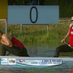 Karen Roco y María José Mailliard clasifican a la final del Mundial de Canotaje