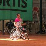 Macarena Cabrillana jugará la final de dobles del Ath Open