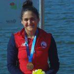 María José Mailliard gana medalla de bronce en el Mundial de Canotaje