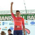 Paola Muñoz mantiene el liderato de las metas volantes en la Vuelta Femenina a Guatemala