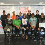 Este jueves se presentó la Selección Chilena que competira en los Six Days de Enduro 2018