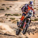 El australiano Toby Price ganó el prólogo de las motos en el Atacama Rally