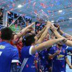 Universidad de Chile se tituló campeón del Torneo de Apertura del Futsal Masculino