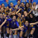 Boston College obtuvo por séptima vez consecutiva el título del volleyball femenino chileno