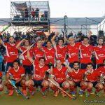 Chile se tituló campeón del Hockey Series Open Varones