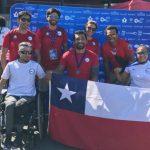 Chile suma tres medallas en la primera jornada del Panamericano de Paracanotaje