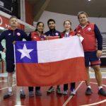 Chile gana cinco medallas de oro en nueva jornada del Sudamericano Pre Cadete, Cadete y Juvenil de Esgrima