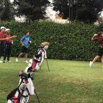 Equipos chilenos tuvieron otra compleja jornada en el Sudamericano Pre Juvenil de Golf