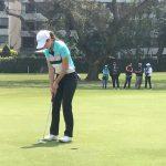 Este sábado finalizó la participación chilena en el Sudamericano Pre Juvenil de Golf