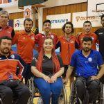 Chile sumó nuevas medallas en el cierre del Ostrava Open de Tenis de Mesa Paralímpico