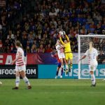 Chile cayó sin apelaciones ante USA en partido amistoso disputado en California