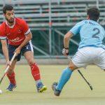 Chile empató con Uruguay en la segunda jornada del Hockey World Series Varones