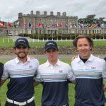 Chile finalizó en el lugar 18 del World Amateur Golf Team Championship