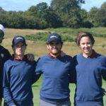 Tomás Gana comandó la arremetida nacional en el World Amateur Golf Team Championship