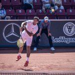 Christian Garin derrota a Martín Cuevas y avanza a semifinales del Challenger de Campinas