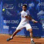 Christian Garin cayó en cuartos de final del Challenger de Génova