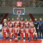 Colegio Los Leones y Gimnástico sumaron su segundo triunfo en el Cuadrangular Final de la Liga Femenina de Básquetbol