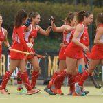 """Las """"Diablas"""" derrotaron a Paraguay y sumaron su segundo triunfo en el Hockey Series Open"""