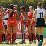 """Las """"Diablas"""" golean a Perú y clasifican al Hockey Series Final"""