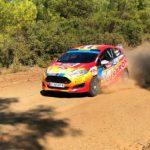 Emilio Fernández y Joaquín Riquelme marchan cuartos en la fecha turca del Campeonato Mundial Junior de Rally