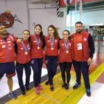Con dos medallas de oro por equipos continua la actuación chilena en el Sudamericano Pre Cadete, Cadete y Juvenil de Esgrima