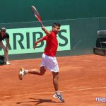 Hans Podlipnik avanzó a cuartos de final de dobles del Challenger de Almaty