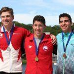 Chile gana ocho medallas en el primer día del Panamericano de Canotaje