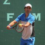 Julio Peralta es la gran novedad en la nómina del equipo chileno de Copa Davis que enfrentará a Austria