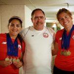 María José Mailliard y Karen Roco cerraron con un nuevo oro su participación en el Panamericano de Canotaje