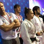 Mary Dee Vargas abrió la participación nacional en el Mundial de Judo