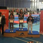 Natalia Rojo ganó medalla de oro en el Open G1 de Taekwondo de Canadá