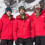 Expedición chilena alcanza la cumbre del Shisha Pangma, la decimocuarta montaña más alta del mundo