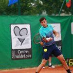 Tomás Barrios se despidió del Challenger de Shymkent tras caer en cuartos de final