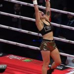 "Daniela ""La Leona"" Asenjo ganó el cinturón latinoamericano supermosca de la AMB"