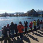 Valdivia recibirá la segunda fecha del Campeonato Regional de Remo