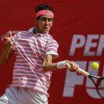 Alejandro Tabilo avanzó a cuartos de final del Futuro 7 de Brasil