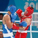 Andrews Salgado obtuvo el quinto lugar en el boxeo de los Juegos Olímpicos de la Juventud
