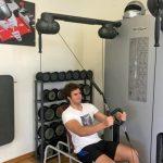 Benjamín Hites entrena en centro especializado italiano para la final del Ferrari Challenge
