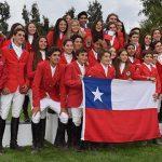 Benjamín Fuente Alba destacó en la primera jornada del FEI Americas Jumping Championship