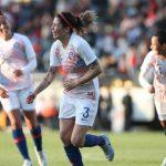 La Roja Femenina derrotó a Sudáfrica en el Estadio Sausalito