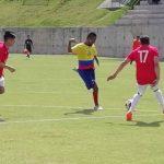 Chile cae ante Colombia en nueva jornada de la Copa América de Fútbol 7 Paralímpico