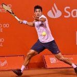 Christian Garin cayó en la ronda final de la qualy del ATP de Sidney