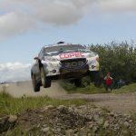 """""""Chaleco"""" López finalizó cuarto en el Gran Premio Río Bueno-La Unión del RallyMobil"""