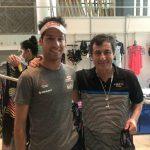 Hermanos Salazar competirán en eventos de triatlón en Coquimbo y Ecuador