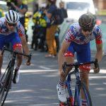 Martín Vidaurre y Tomás Caulier debutaron en el ciclismo de los Juegos Olímpicos de la Juventud