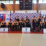 Chillán recibió la segunda fecha del Campeonato Nacional de Bochas Paralímpicas