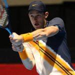 Nicolás Jarry se despidió del Australian Open tras caer en octavos de final de dobles