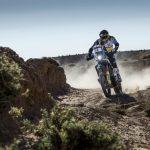 Pablo Quintanilla y José Ignacio Cornejo avanzan en la tabla general del Rally de Marruecos